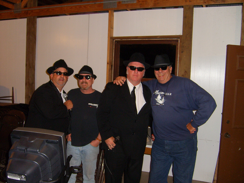 The Blues Brothers?